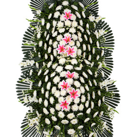 장례식장화환 3단 특형